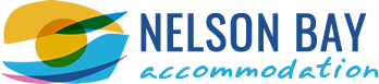 Accommodation Nelson Bay Logo