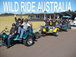 A Wild Ride - Accommodation Nelson Bay