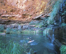 Dales Gorge and Circular Pool - Accommodation Nelson Bay