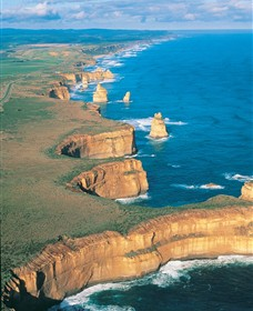 12 Apostles Flight Adventure from Apollo Bay - Accommodation Nelson Bay