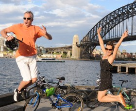 Bikebuffs - Sydney Bicycle Tours - Accommodation Nelson Bay