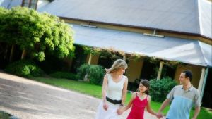 Lanyon Homestead - Accommodation Nelson Bay