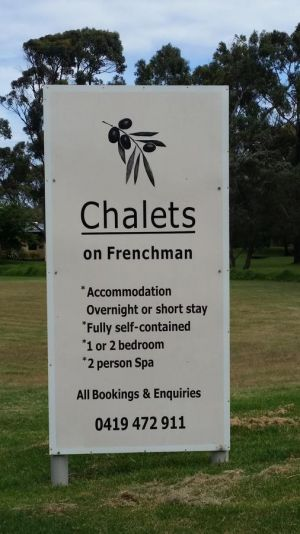 Chalets on Frenchman - Accommodation Nelson Bay